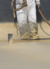 Brantford Spray Foam Roofing Systems